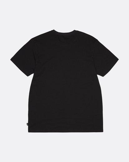 1 Full Rotator - T-Shirt für Herren Schwarz S1SS45BIP0 Billabong
