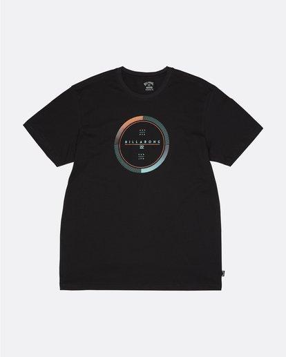 0 Full Rotator - T-Shirt für Herren Schwarz S1SS45BIP0 Billabong