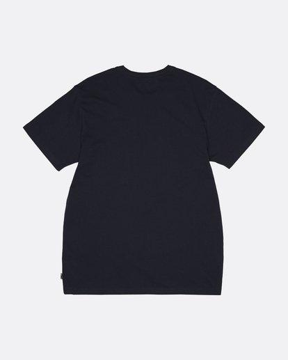 1 Full Rotator - T-Shirt für Herren Blau S1SS45BIP0 Billabong