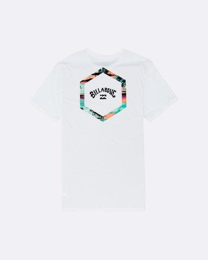1 Access - Camiseta para Hombre Blanco S1SS46BIP0 Billabong