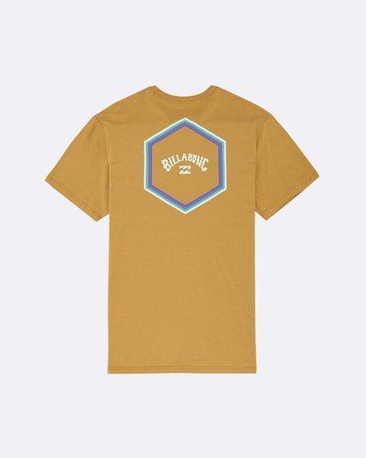 1 Access - Camiseta para Hombre Plateado S1SS46BIP0 Billabong