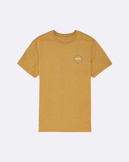 0 Access - Camiseta para Hombre Plateado S1SS46BIP0 Billabong