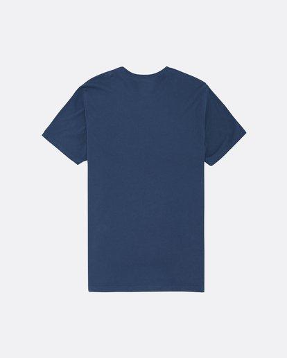 1 Mind Control - Camiseta para Hombre Azul S1SS51BIP0 Billabong