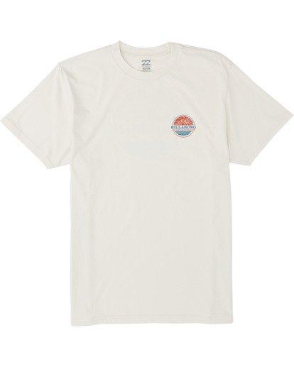 3 Daybreak - T-Shirt für Herren Mehrfarbig S1SS55BIP0 Billabong
