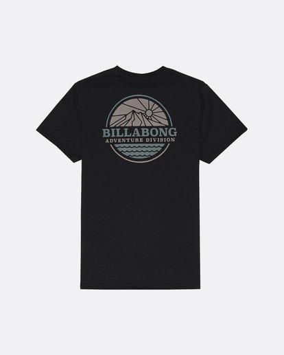 1 Daybreak - Camiseta para Hombre Negro S1SS55BIP0 Billabong