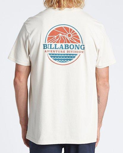 1 Daybreak - T-Shirt für Herren Mehrfarbig S1SS55BIP0 Billabong