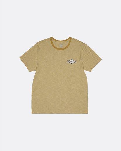 0 Diamond Shaper - T-Shirt for Men Silver S1SS56BIP0 Billabong