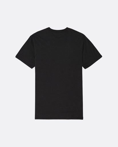 1 Riot Spinner - T-Shirt für Herren Schwarz S1SS57BIP0 Billabong