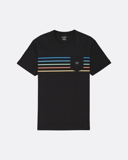 0 Riot Spinner - T-Shirt für Herren Schwarz S1SS57BIP0 Billabong