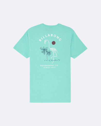 1 Shooner - T-Shirt for Men Blue S1SS58BIP0 Billabong