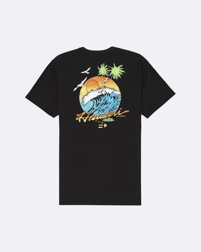 1 Dreamy Place - T-Shirt pour Homme Noir S1SS60BIP0 Billabong
