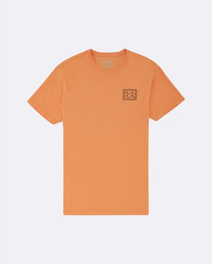 0 Warchild - T-Shirt für Herren Orange S1SS62BIP0 Billabong