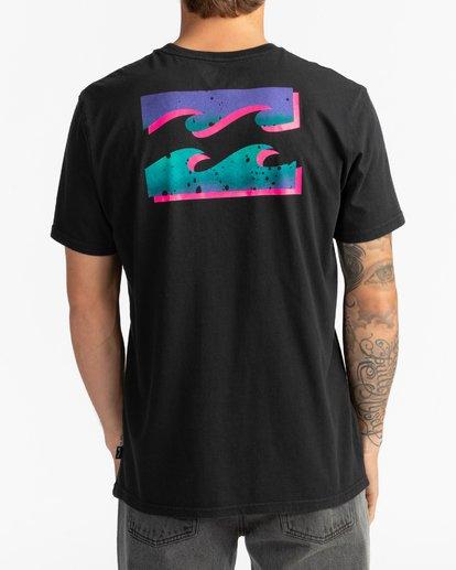 5 Warchild - T-Shirt für Herren Schwarz S1SS62BIP0 Billabong