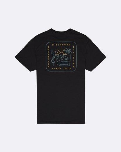 1 Matara - T-Shirt für Herren Schwarz S1SS63BIP0 Billabong