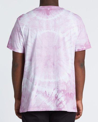 1 Essential - Camiseta tie-dye para Hombre Violeta S1SS65BIP0 Billabong
