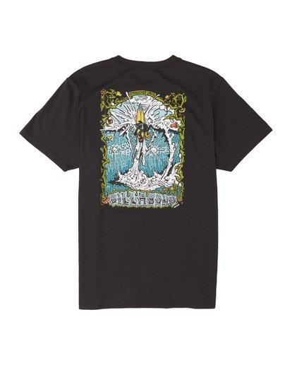 4 High Noon - T-Shirt für Herren Schwarz S1SS68BIP0 Billabong