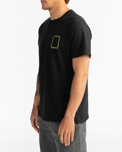 6 Paradise - T-Shirt for Men Black S1SS69BIP0 Billabong