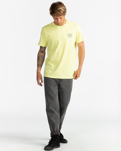 4 Tiger Island - T-Shirt für Herren Mehrfarbig S1SS70BIP0 Billabong