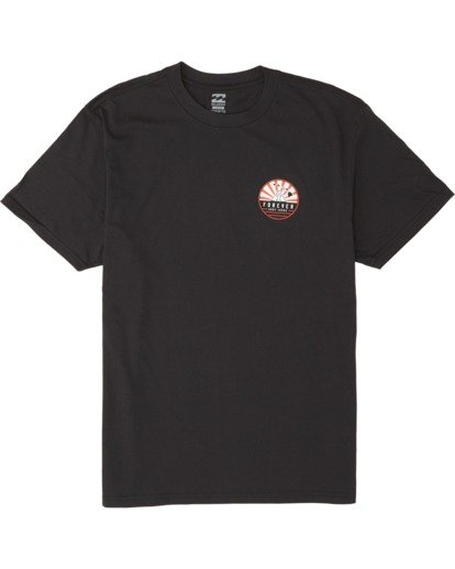 5 AI Forever - Camiseta para Hombre Negro S1SS71BIP0 Billabong