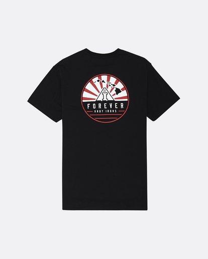 4 AI Forever - Camiseta para Hombre Negro S1SS71BIP0 Billabong