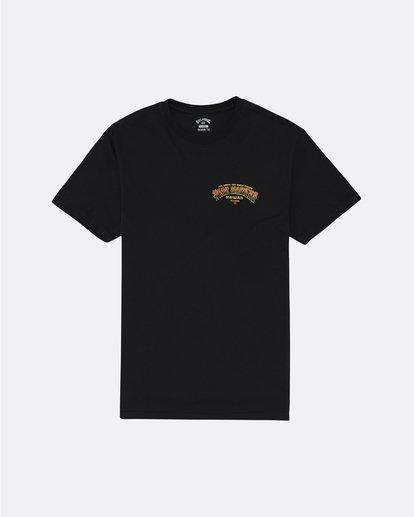 3 Pipe Master Tube - T-Shirt für Herren Schwarz S1SS72BIP0 Billabong
