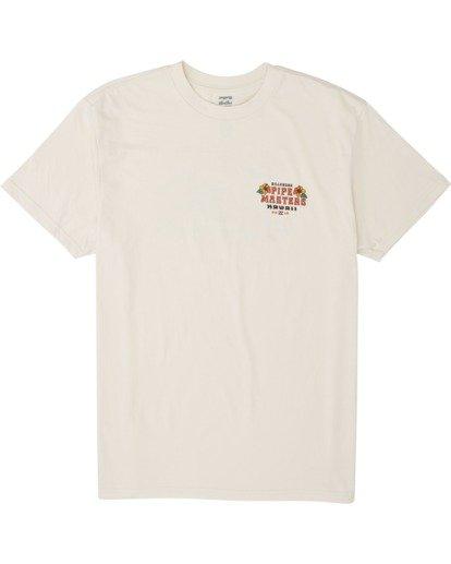 5 Pipe '19 - Camiseta para Hombre Marron S1SS73BIP0 Billabong