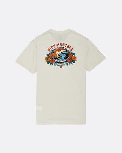 4 Pipe '19 - Camiseta para Hombre Marron S1SS73BIP0 Billabong