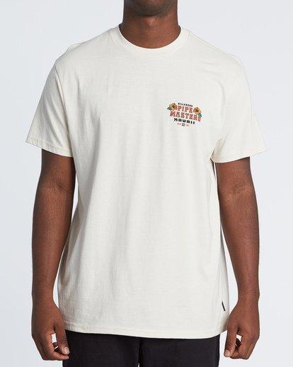 0 Pipe '19 - Camiseta para Hombre Marron S1SS73BIP0 Billabong