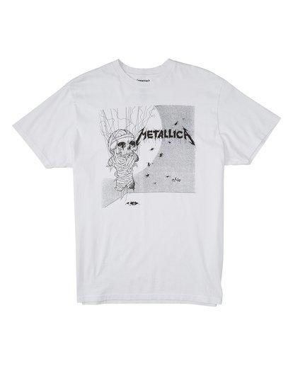3 One - Camiseta con estampado gráfico para Hombre Blanco S1SS95BIP0 Billabong