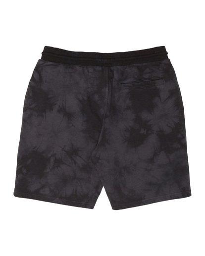 1 Wave Washed  - Pantalones cortos para Hombre Negro S1WK01BIP0 Billabong