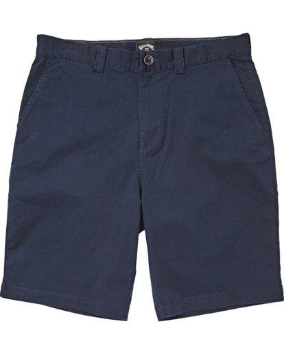 """3 Carter 21"""" - Shorts für Herren Blau S1WK04BIP0 Billabong"""