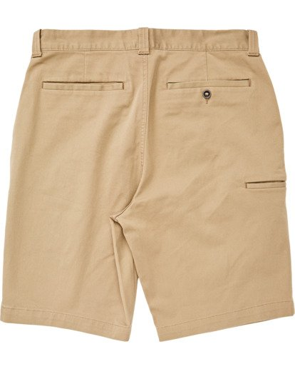 "1 Carter 21"" - Pantalones cortos para Hombre Verde S1WK04BIP0 Billabong"
