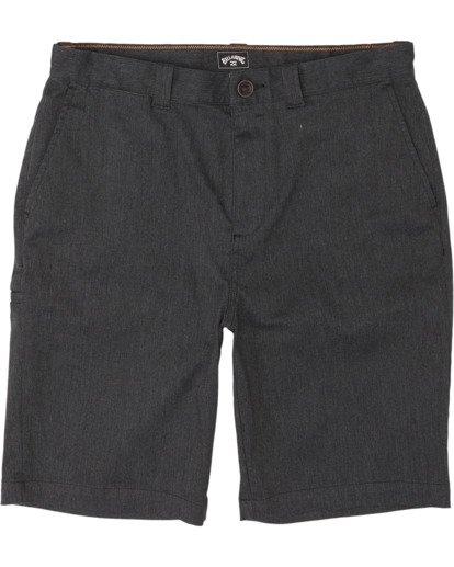 """0 Carter 21"""" - Shorts für Herren Schwarz S1WK04BIP0 Billabong"""