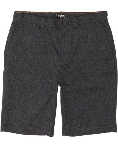 "6 Carter 21"" - Pantalones cortos para Hombre Negro S1WK04BIP0 Billabong"