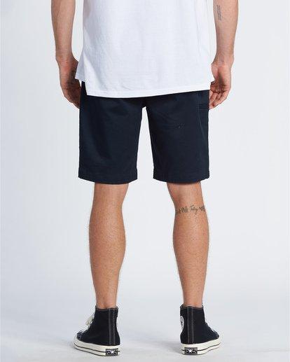 """1 Carter 21"""" - Shorts für Herren Blau S1WK04BIP0 Billabong"""
