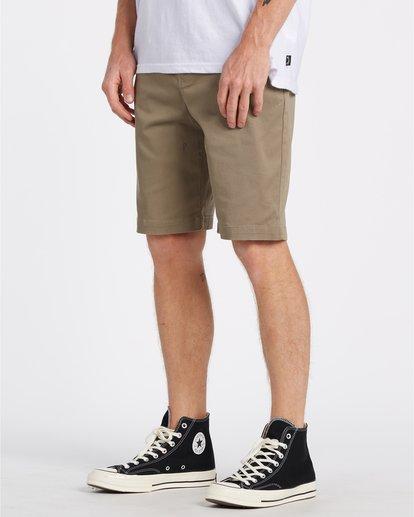 "2 Carter 21"" - Pantalones cortos para Hombre Verde S1WK04BIP0 Billabong"