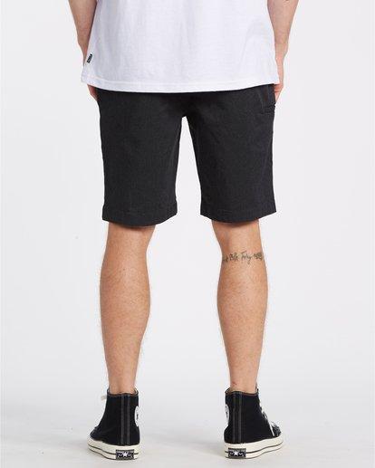 "1 Carter 21"" - Pantalones cortos para Hombre Negro S1WK04BIP0 Billabong"