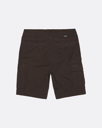 "1 Scheme Cargo 21"" - Pantalones cortos de camuflaje para Hombre Marron S1WK10BIP0 Billabong"