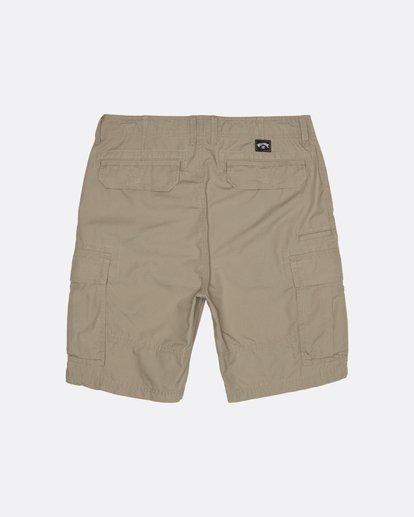 "5 Scheme Cargo 21"" - Pantalones cortos de camuflaje para Hombre Verde S1WK10BIP0 Billabong"