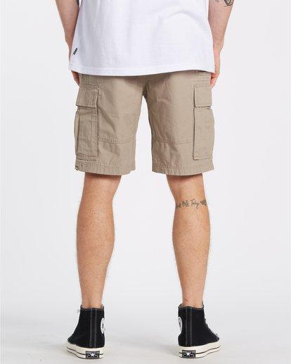 "1 Scheme Cargo 21"" - Pantalones cortos de camuflaje para Hombre Verde S1WK10BIP0 Billabong"