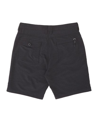 "4 Surftrek Wick 20"" - Performance Shorts für Herren Schwarz S1WK13BIP0 Billabong"