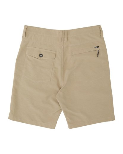 "4 Surftrek Wick 20"" - Performance Shorts für Herren Grün S1WK13BIP0 Billabong"