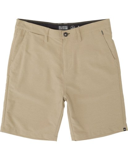 "3 Surftrek Wick 20"" - Performance Shorts für Herren Grün S1WK13BIP0 Billabong"