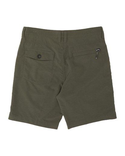 """5 Surftrek Wick 20"""" - Pantalones cortos de alto rendimiento para Hombre Camo S1WK13BIP0 Billabong"""
