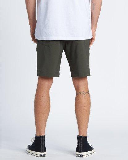 """1 Surftrek Wick 20"""" - Pantalones cortos de alto rendimiento para Hombre Camo S1WK13BIP0 Billabong"""