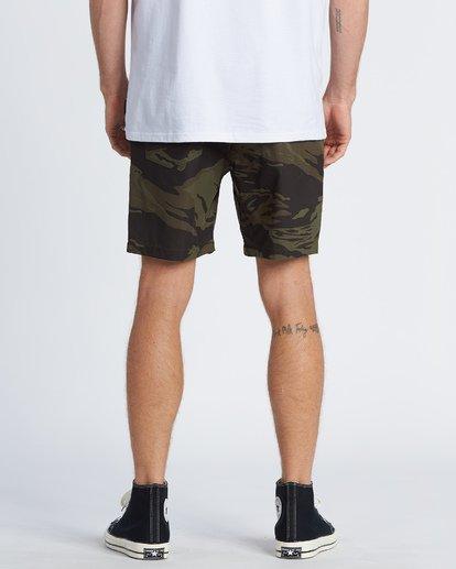 """1 Surtrek Perf 19"""" - Pantalones cortos de alto rendimiento para Hombre Camo S1WK14BIP0 Billabong"""