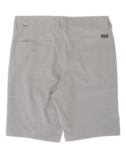 "6 Crossfire 21"" - Submersible Shorts für Herren Grau S1WK19BIP0 Billabong"