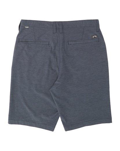 """6 Crossfire 21"""" - Pantalones cortos sumergibles para Hombre Azul S1WK19BIP0 Billabong"""