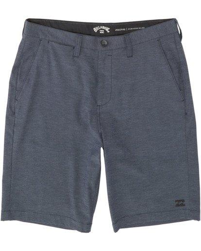 """5 Crossfire 21"""" - Pantalones cortos sumergibles para Hombre Azul S1WK19BIP0 Billabong"""