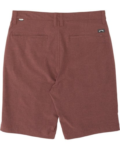 """4 Crossfire 21"""" - Pantalones cortos sumergibles para Hombre Rojo S1WK19BIP0 Billabong"""